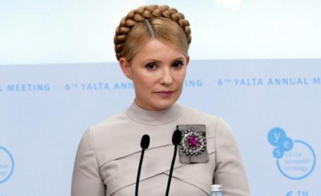 Yulya Timoşenko'ya kötü haber