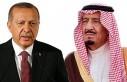 Erdoğan, Kral Selman ile telefonda 'Kaşıkçı'...