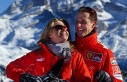 Beş Senedir komada olan Schumacher'in eşi umutlu
