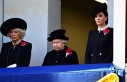 Kate Middleton ve Meghan Markle farklı balkonda