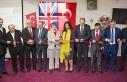 İngiltere Kahramanmaraşlılar Derneği'nin açılışı...