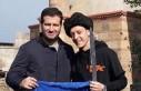 Mesut Özil, Amine Gülşe ile Diriliş Ertuğrul'un...