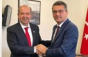 Ersin Tatar başbakanlık görevini devraldı