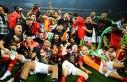 Süper Lig'in şampiyonu Galatasaray