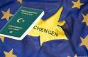 Türk vatandaşlarına Schengen ülkelerine seyahat...