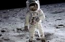 Ay'a ayak basılan anın görüntüleri 1,8 milyon...