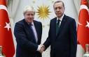 Cumhurbaşkanı Erdoğan'dan İngiltere Başbakanı...