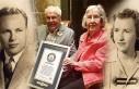 En yaşlı çift 80'inci evlilik yıl dönümünü...