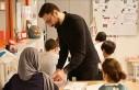 Hollanda'da İslami ilkokullardaki öğrenci...