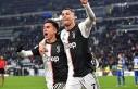 Ronaldo, yanlışlıkla Dybala'yı dudağından...