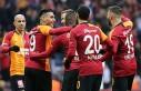Galatasaray İkinci Devreye Galip Başladı