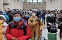 Wuhan'da uçuşlar iptal edildi, kent karantinaya...