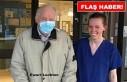 İngiltere'de 87 yaşındaki Ewart Lockton, Koronovirüsü...