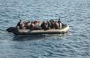 İngiltere'ye deniz yoluyla kaçak geçişlerde...