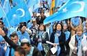 İngiltere'de Uygur Türkleri İçin Çin'e...