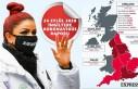 İngiltere'de Koronavirüste En Yüksek Vaka Rakamı!