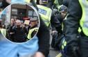 Londra Polisi Yine Müdahale Etti!