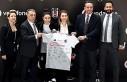 Beşiktaş Kadın Futbol Takımı'na Vodafone...
