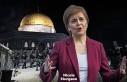 İskoçya Başbakanı Sturgeon'dan İsrail'e...