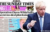 """Boris Johnson'ın """"Anlaşmasız Brexit"""" senaryosu deşifre oldu"""
