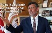 Metin Feyzioğlu eleştirilere böyle cevap verdi