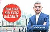 Londra Belediye Başkanı Sadiq Khan'dan Şok Açıklama!