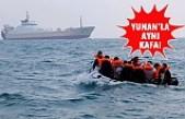 Fransız Donanması Teknedeki Göçmenleri Ölüme Terketti
