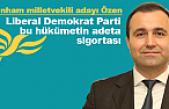 Lib Dem adayı Turhan Özen Eurovizyon'a konuştu