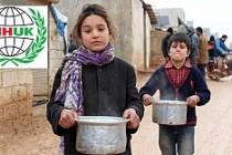 IHH-UK'den Madaya'ya yardım kampanyası