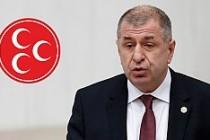 MHP'de şok! Ümit Özdağ istifa etti!