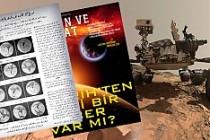 Osmanlı mecmuası Mars'ta hayatı yazmış!