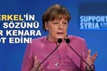 Suriyelilere 2,3 Milyar Euro verecek