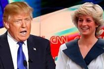 Trump, Prenses Diana'yı da malzeme yaptı