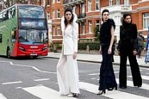 Zeynep Kartal'ın, Londra Abbey Road defilesi