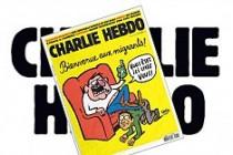 Charlie Hebdo yine eleştirilerin hedefinde