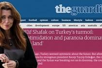 Elif Şafak'a göre Türkiye depresyona girdi