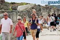 Guardian gazetesi Türkiye turizmini yazdı