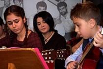 Canan Sağar'ın 'pırlanta' çocukları sahnede
