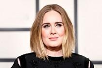 En zengin kadın müzisyen Adele