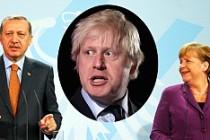 O tartışmaya Boris Johnson da girdi