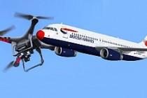 British Airways uçağı Drone ile çarpıştı