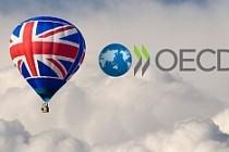 OECD'den İngiltere'ye 'Brexit' uyarısı