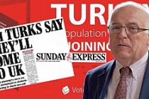 İngiliz seçmeni 'Türk Göçü' ile korkutuyorlar!