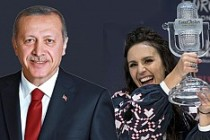 Erdoğan, Eurovision birincisi Jamala'ya tebrik etti
