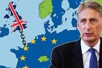 Hammond'dan Brexit için Cebelitarık uyarısı