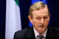 İrlanda'da Kenny yeniden başbakan