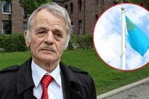 Kanada Semalarına Kırım Bayrağı Çekildi