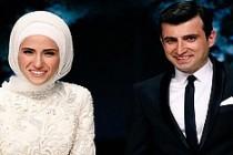 Sümeyye Erdoğan ile Selçuk Bayraktar evlendi