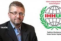 IHH-UK'den Kamuoyuna Açıklama