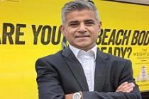 Khan, Londra'da bikinili reklamları yasakladı